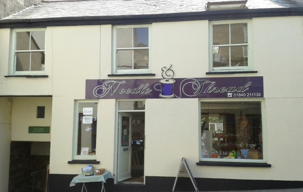 Needle and Thread Camelford