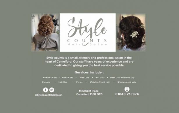 Style Counts Hair Salon