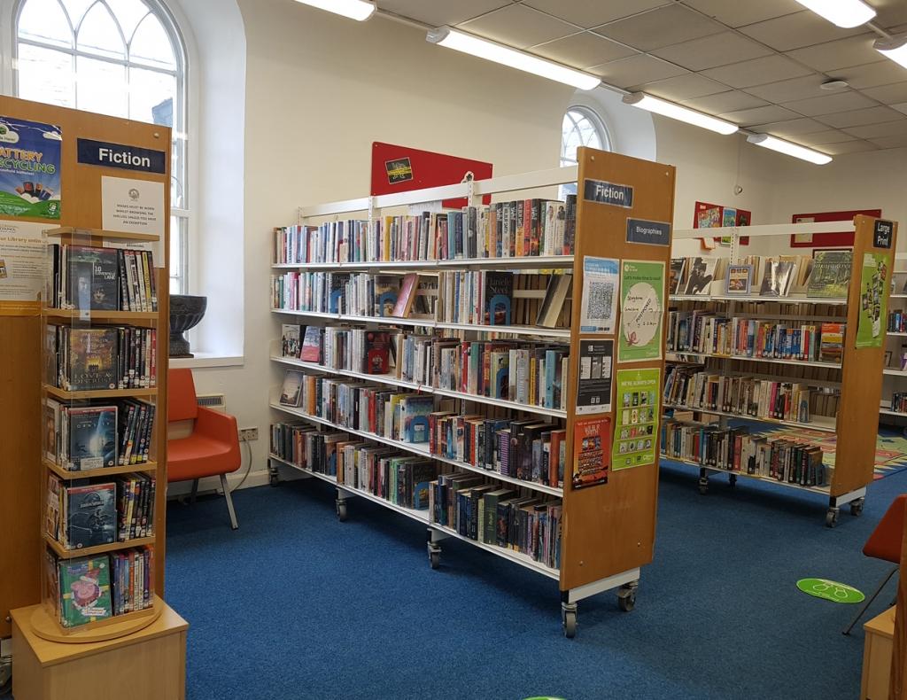 libruary