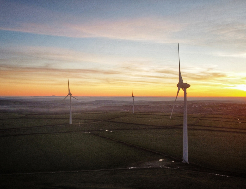 wind-turbine-sunset-daniel-kavanagh
