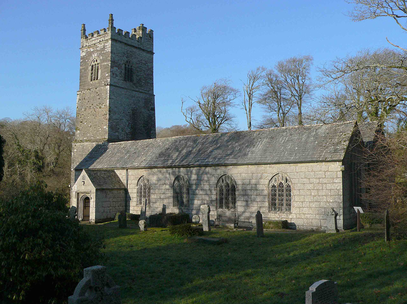 The 3 Churches Walk, Camelford