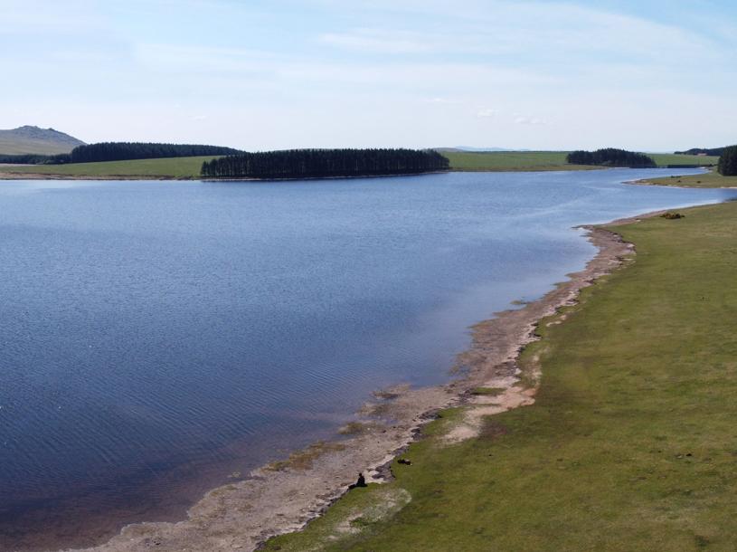 Crowdy Reservoir, North Cornwall