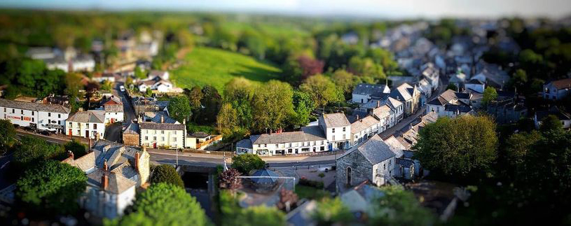 Camelford Town