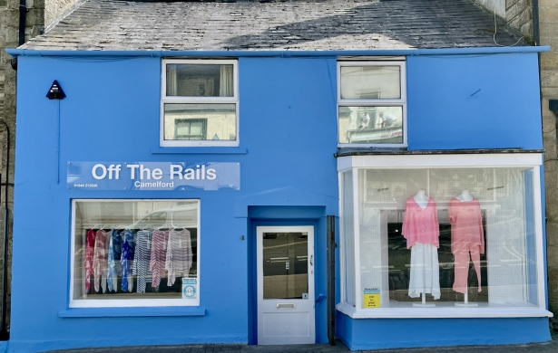 Off The Rails Camelford
